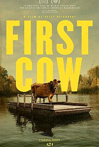 First Cow Cover