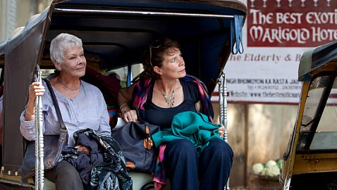 """The Best Exotic Marigold Hotel"" Trailer"