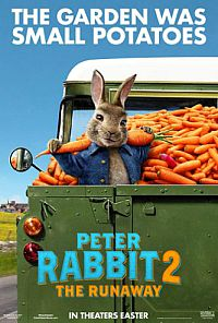 Peter Rabbit 2 Cover